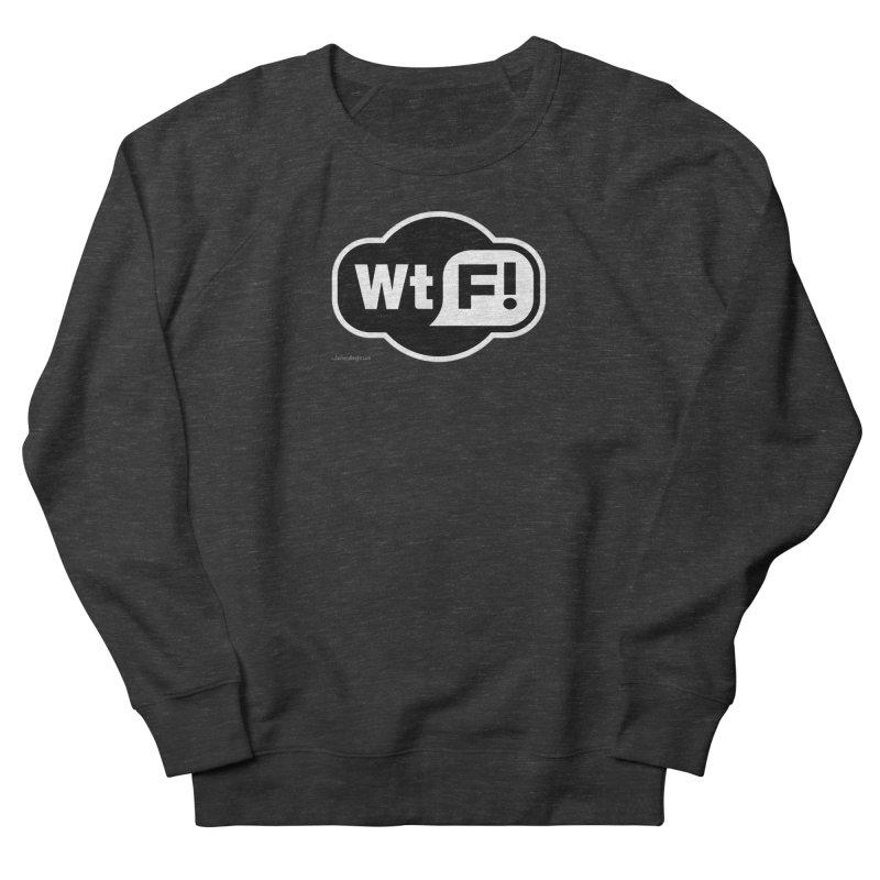 WTF! Men's Sweatshirt by Zachary Knight | Artist Shop