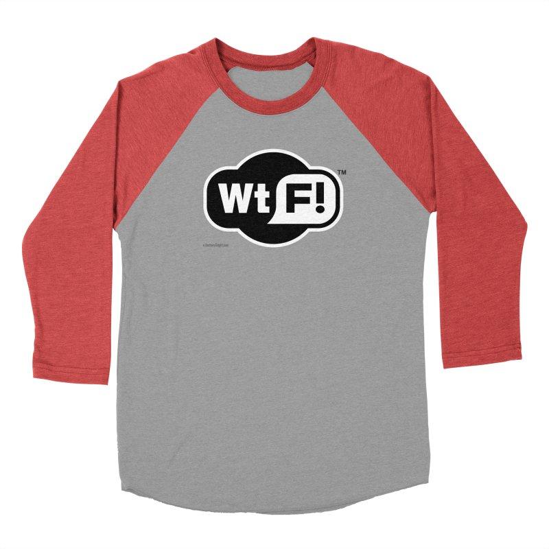 WTF! Men's Longsleeve T-Shirt by Zachary Knight | Artist Shop