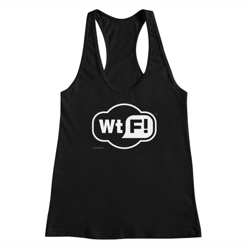WTF! Women's Tank by Zachary Knight | Artist Shop