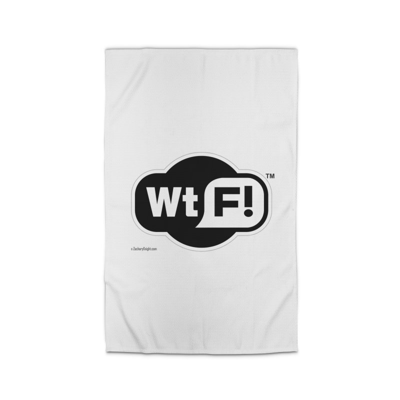 WTF! Home Rug by Zachary Knight | Artist Shop