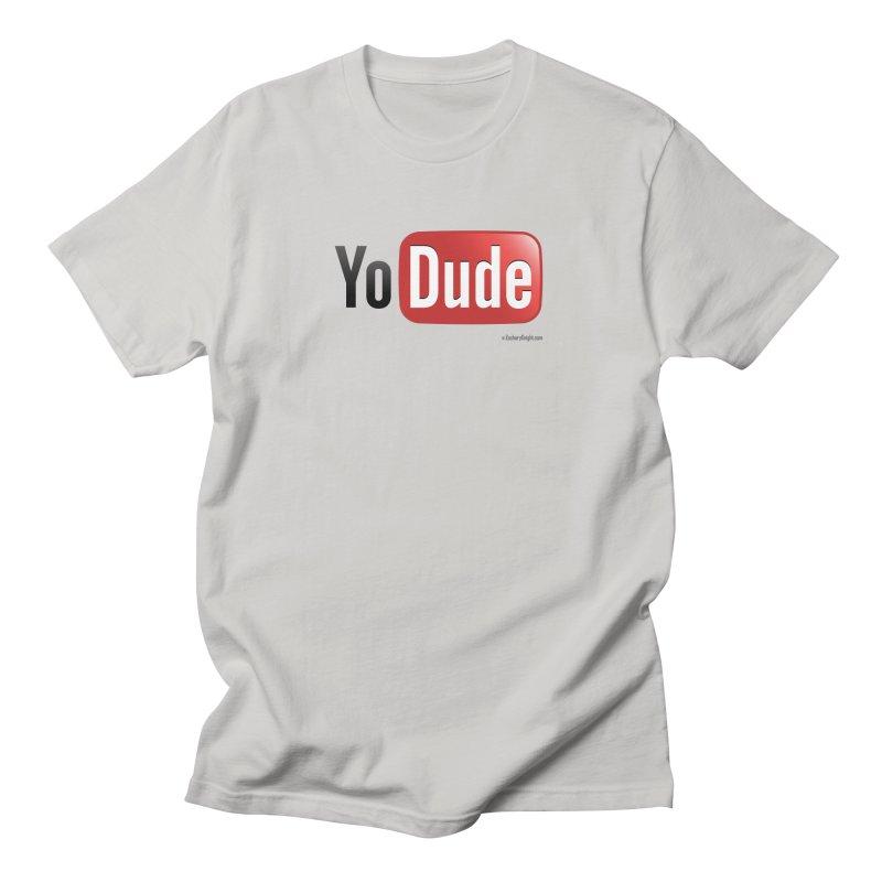 YoDude Men's T-Shirt by Zachary Knight | Artist Shop