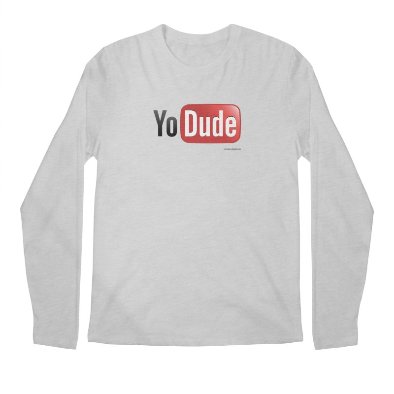 YoDude Men's Longsleeve T-Shirt by Zachary Knight | Artist Shop