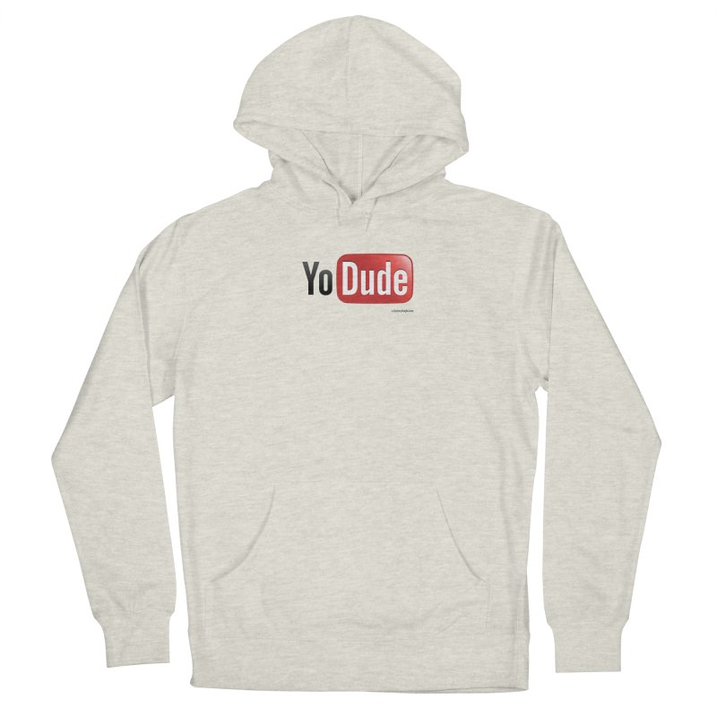 YoDude Men's Pullover Hoody by Zachary Knight | Artist Shop