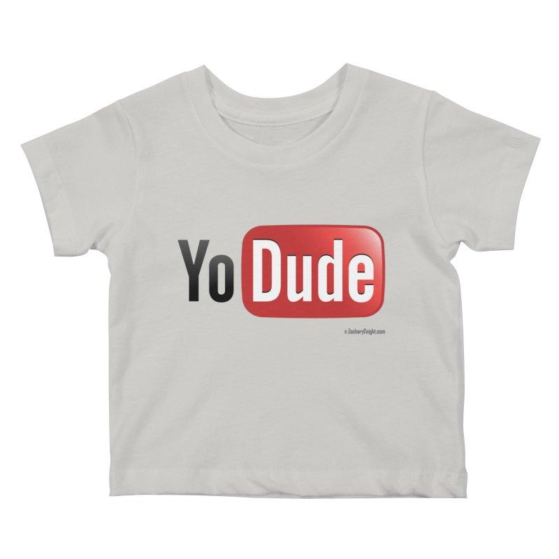 YoDude Kids Baby T-Shirt by Zachary Knight | Artist Shop