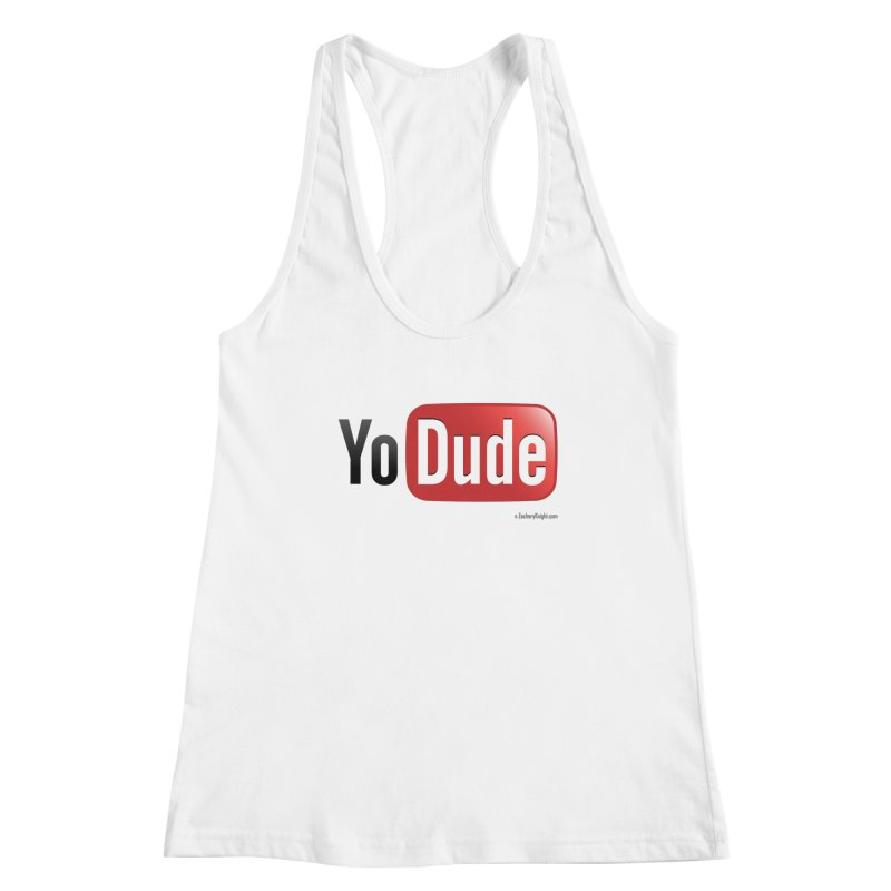 YoDude Women's Tank by Zachary Knight | Artist Shop