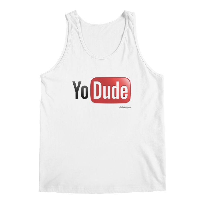 YoDude Men's Tank by Zachary Knight | Artist Shop