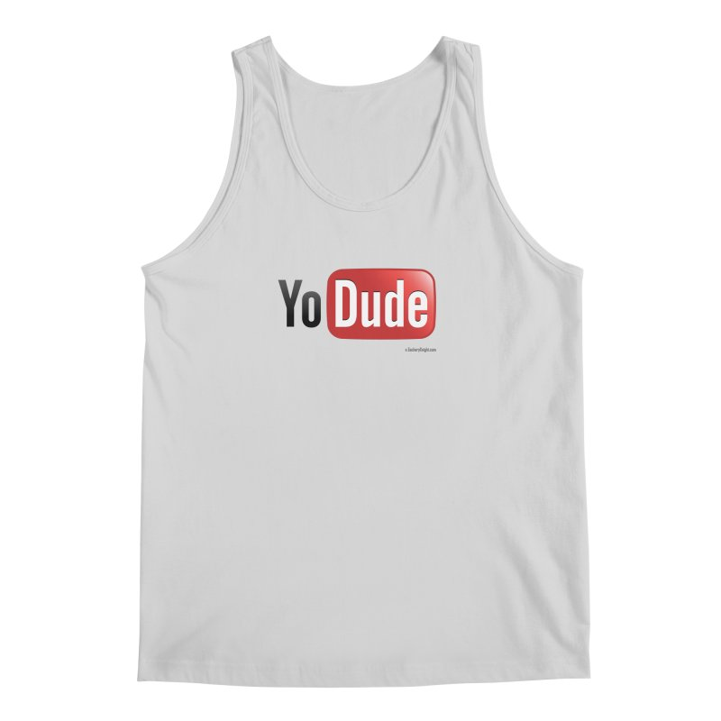YoDude Men's Regular Tank by Zachary Knight | Artist Shop
