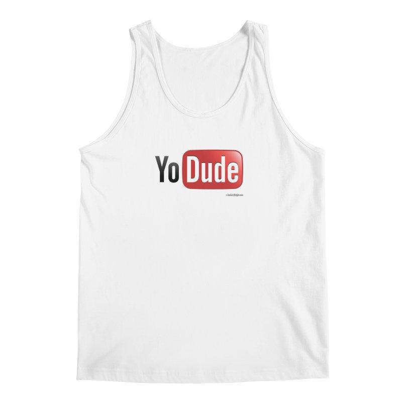 YoDude Men's Regular Tank by Zachary Knight | Artist Shop