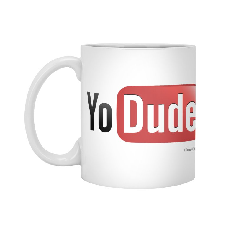 YoDude Accessories Standard Mug by Zachary Knight | Artist Shop