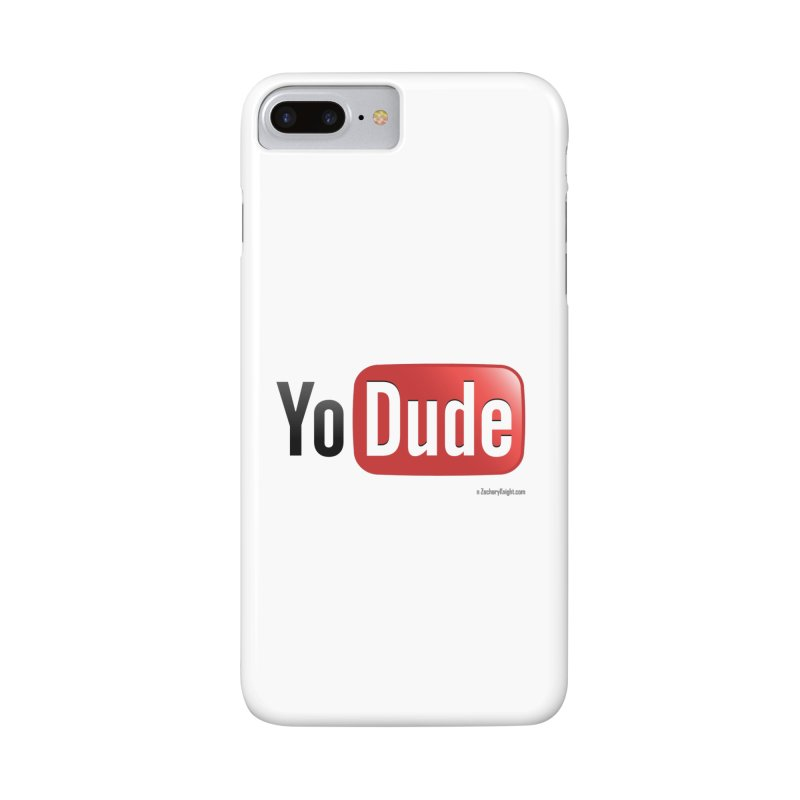 YoDude Accessories Phone Case by Zachary Knight   Artist Shop