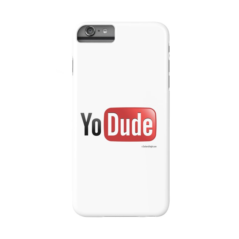 YoDude Accessories Phone Case by Zachary Knight | Artist Shop