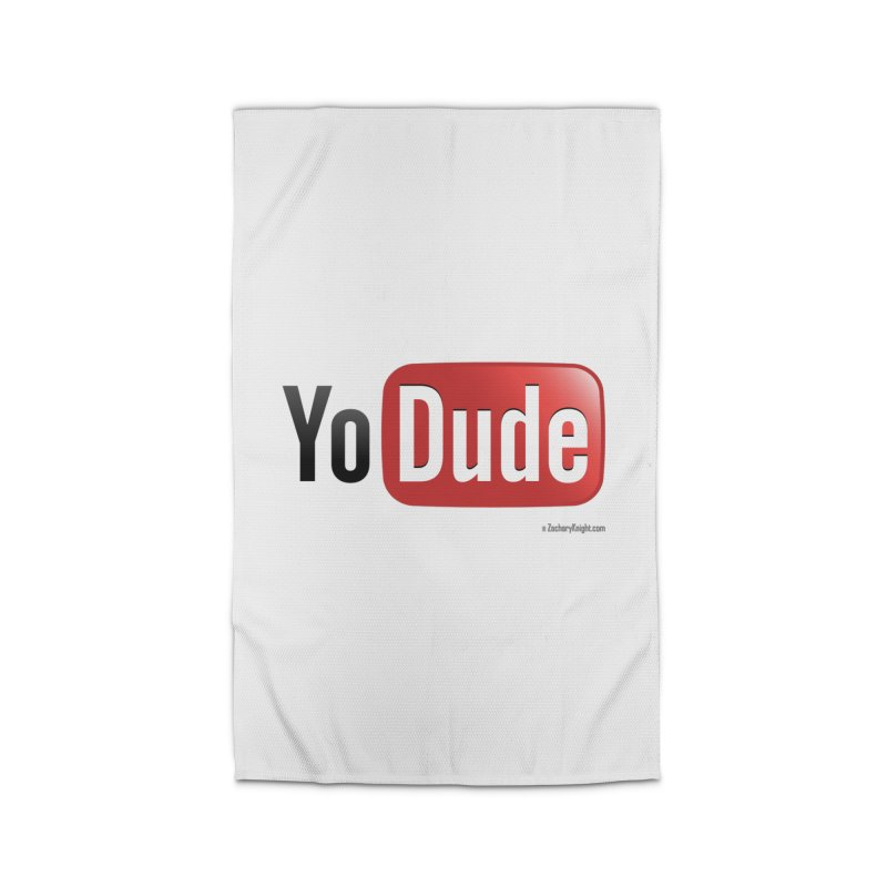 YoDude Home Rug by Zachary Knight | Artist Shop
