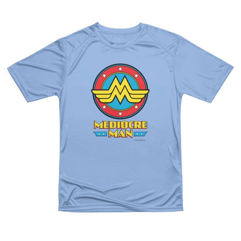 Mediocre Man! Men's T-Shirt by Zachary Knight   Artist Shop