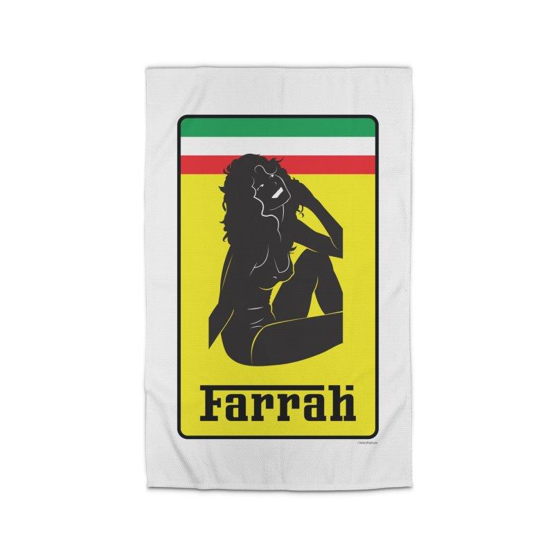 Farrah Home Rug by Zachary Knight | Artist Shop