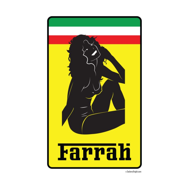 Farrah by Zachary Knight | Artist Shop