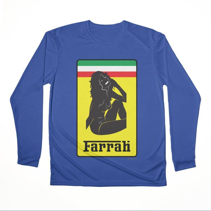 Farrah Men's Performance Longsleeve T-Shirt by Zachary Knight | Artist Shop