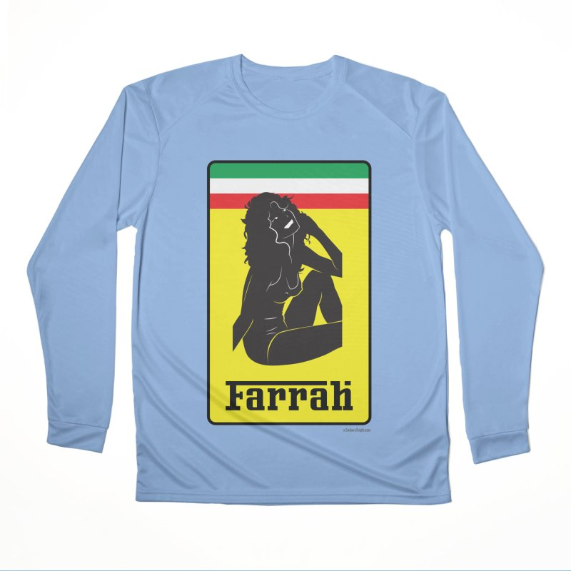 Farrah Men's Longsleeve T-Shirt by Zachary Knight | Artist Shop