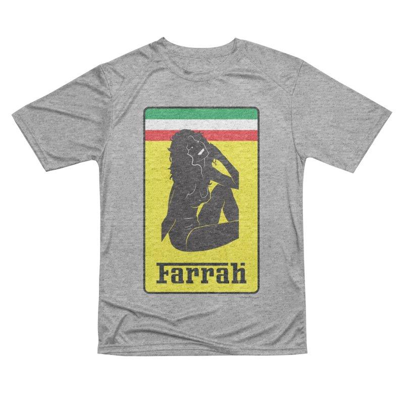 Farrah Men's Performance T-Shirt by Zachary Knight | Artist Shop