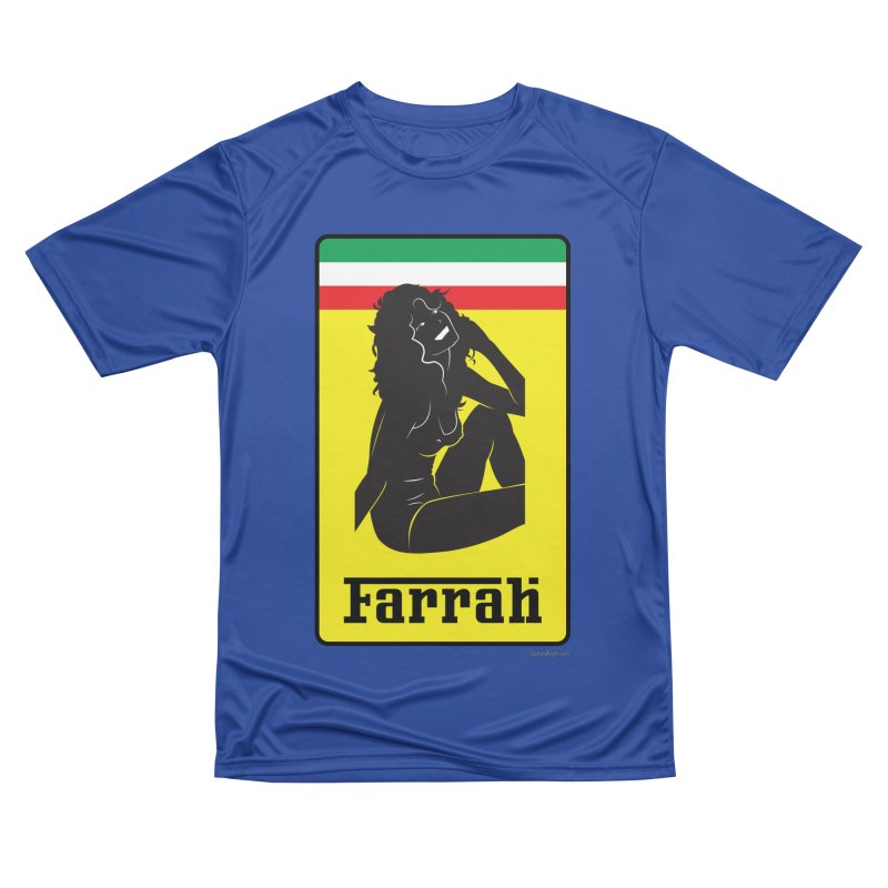 Farrah Men's Performance T-Shirt by Zachary Knight | Artist Shop