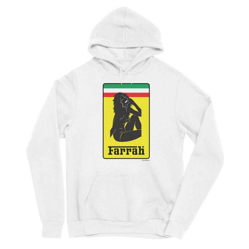 Farrah Men's Pullover Hoody by Zachary Knight | Artist Shop