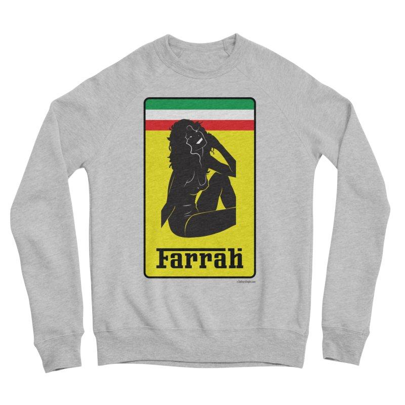 Farrah Women's Sponge Fleece Sweatshirt by Zachary Knight | Artist Shop