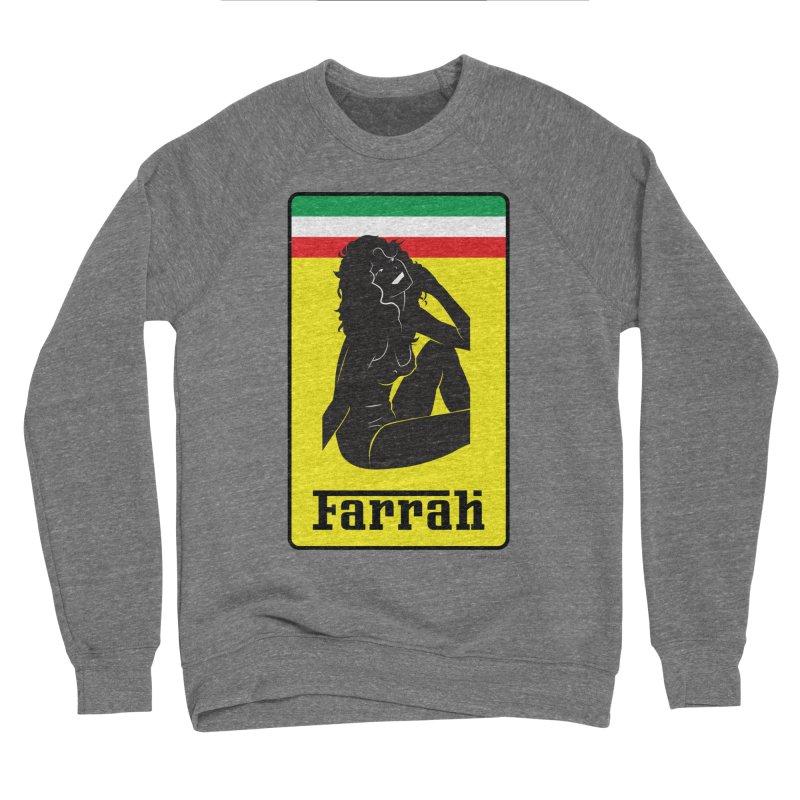 Farrah Women's Sponge Fleece Sweatshirt by Zachary Knight   Artist Shop