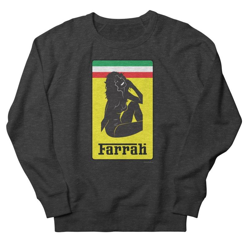 Farrah Men's Sweatshirt by Zachary Knight | Artist Shop