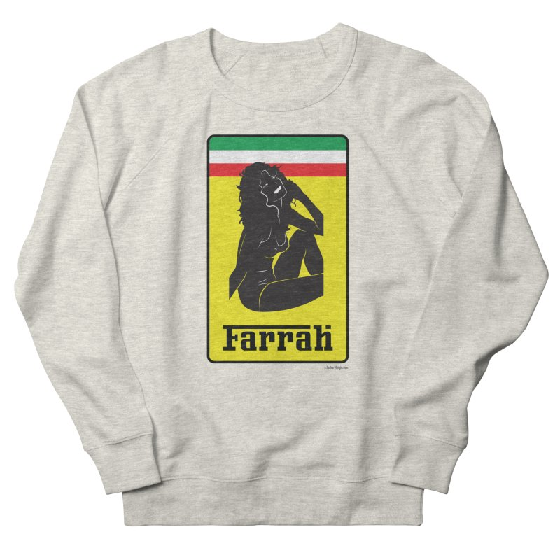 Farrah Men's Sweatshirt by Zachary Knight   Artist Shop