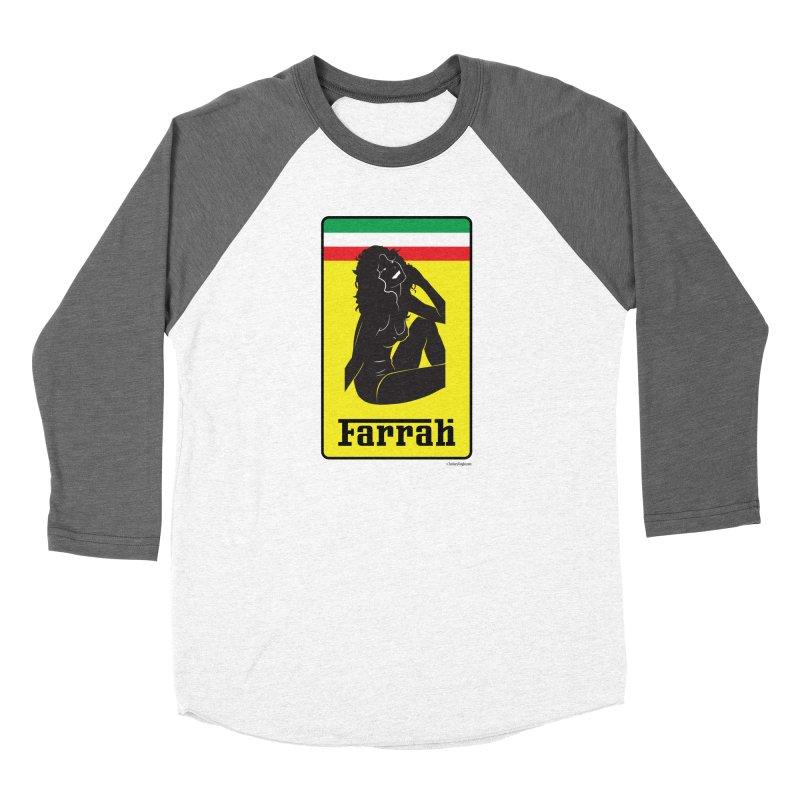 Farrah Women's Longsleeve T-Shirt by Zachary Knight | Artist Shop