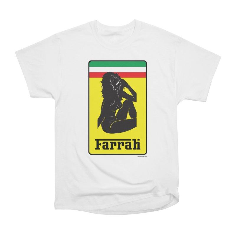 Farrah Men's T-Shirt by Zachary Knight   Artist Shop
