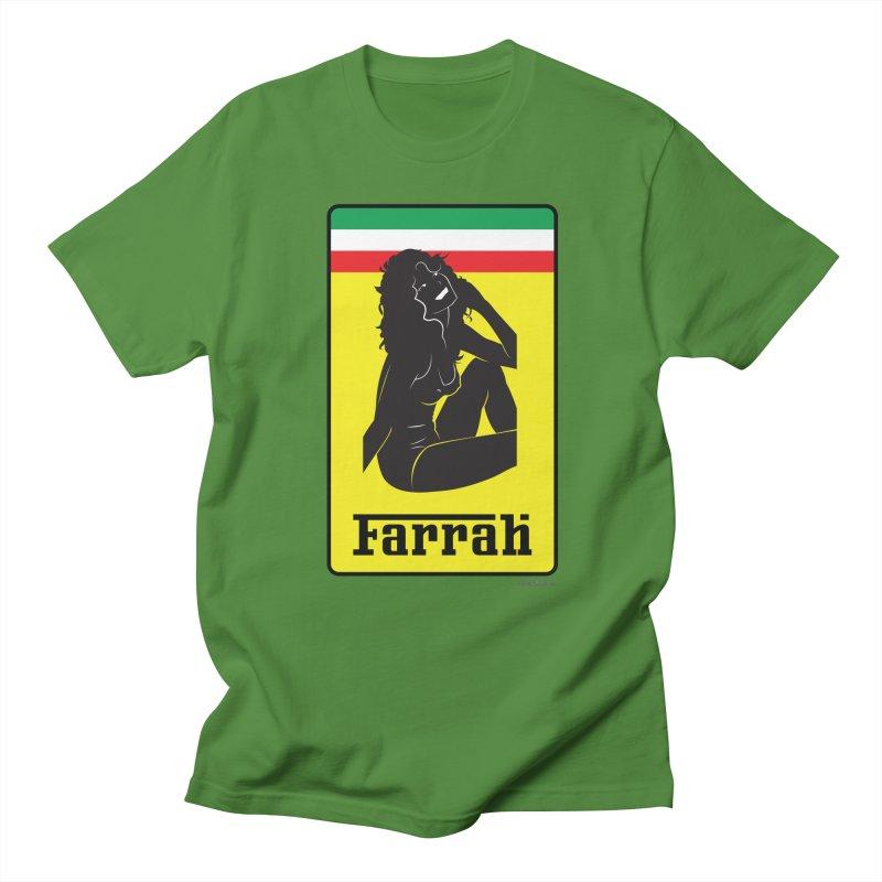 Farrah Women's Regular Unisex T-Shirt by Zachary Knight | Artist Shop