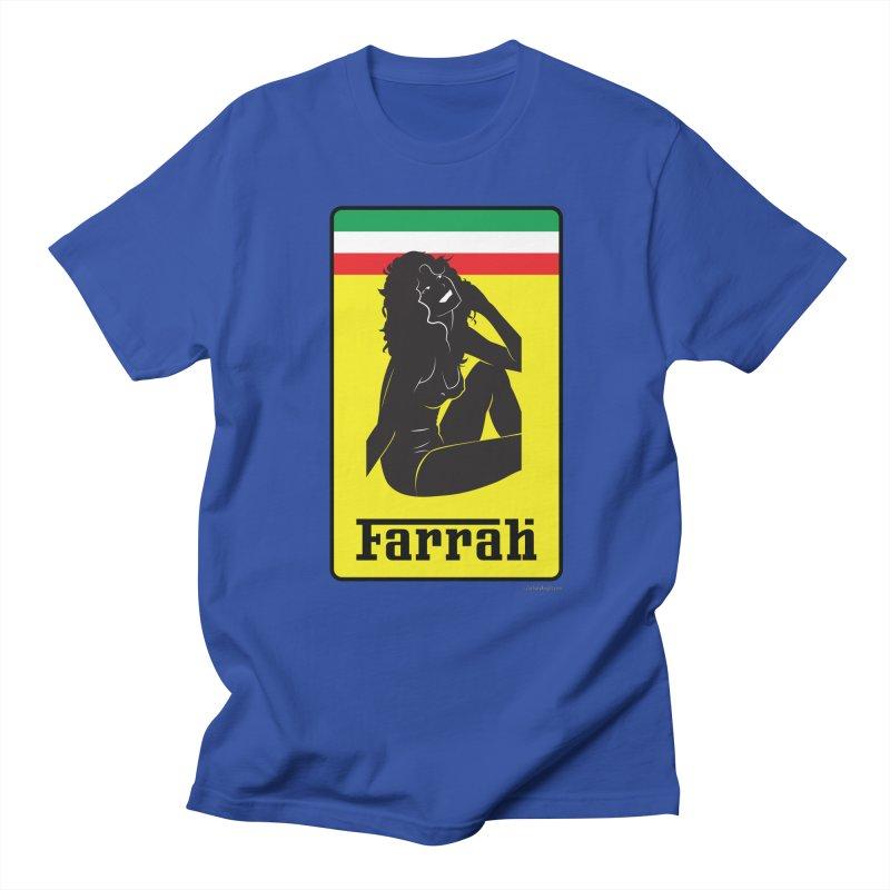 Farrah Men's Regular T-Shirt by Zachary Knight | Artist Shop