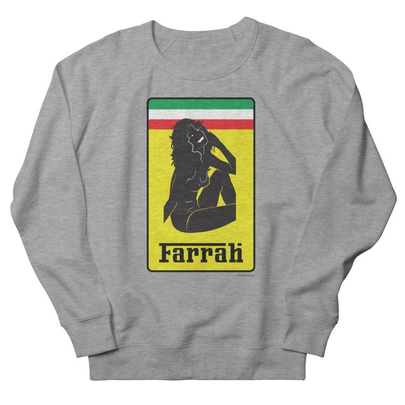 Farrah Women's French Terry Sweatshirt by Zachary Knight | Artist Shop