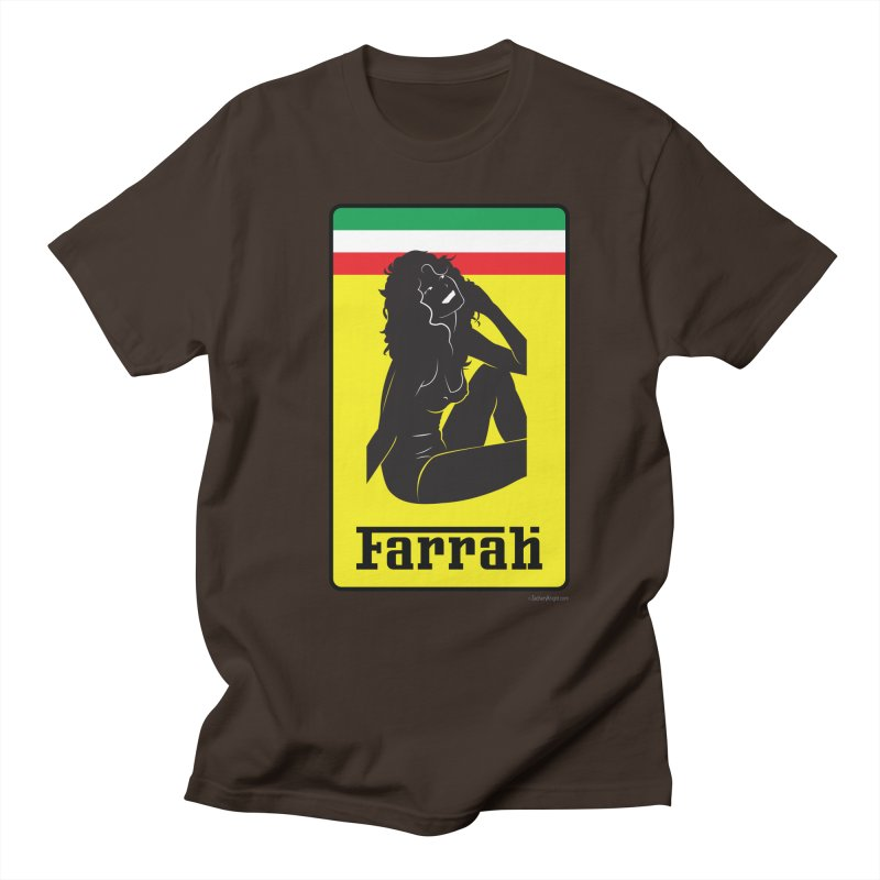 Farrah Men's T-Shirt by Zachary Knight | Artist Shop