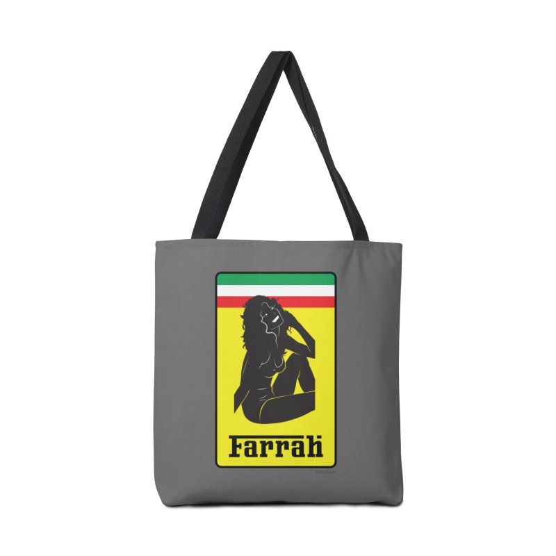 Farrah Accessories Tote Bag Bag by Zachary Knight | Artist Shop