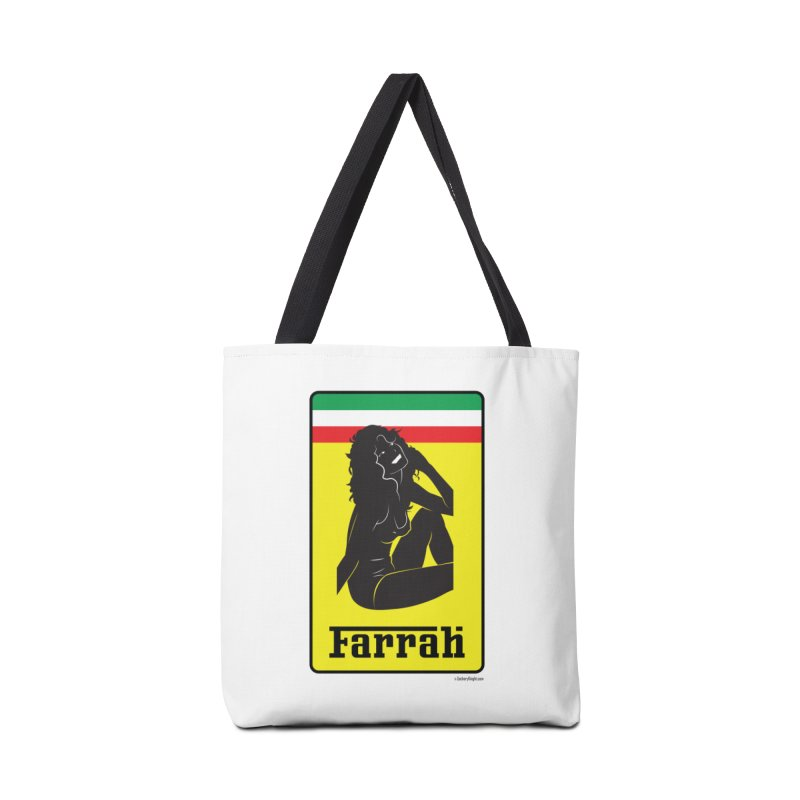 Farrah Accessories Bag by Zachary Knight | Artist Shop