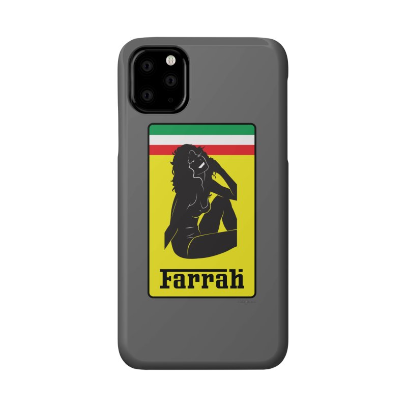 Farrah Accessories Phone Case by Zachary Knight | Artist Shop