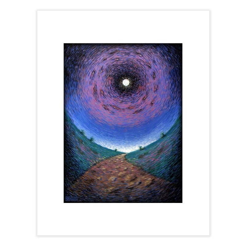 Continuum Home Fine Art Print by Zachary Knight | Artist Shop