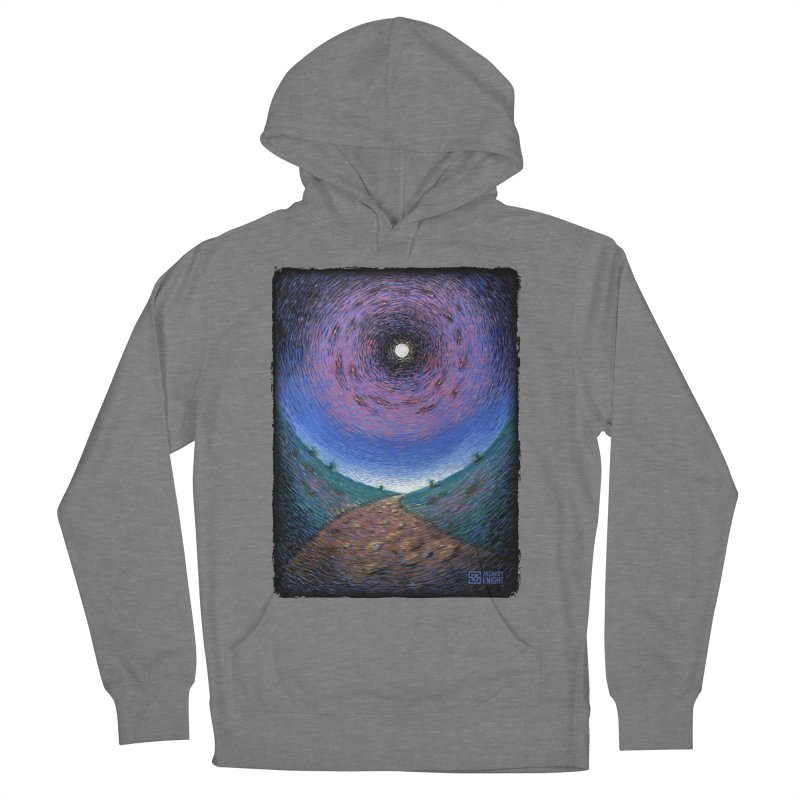 Continuum Men's French Terry Pullover Hoody by Zachary Knight   Artist Shop