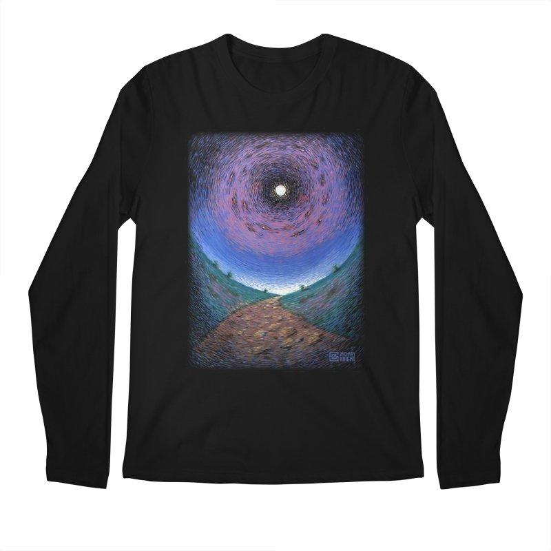 Continuum Men's Regular Longsleeve T-Shirt by Zachary Knight | Artist Shop