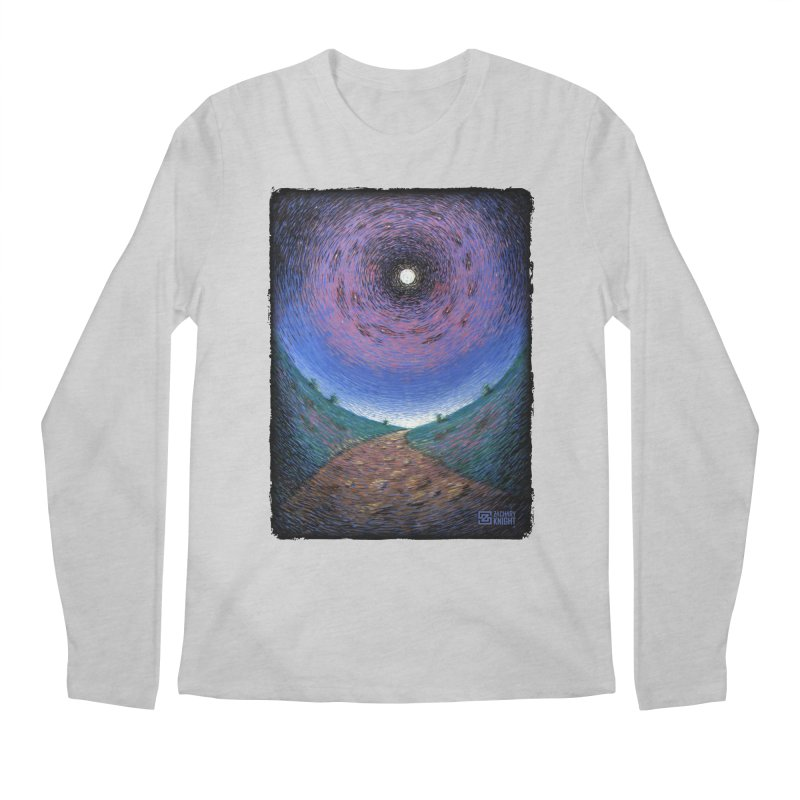 Continuum Men's Regular Longsleeve T-Shirt by Zachary Knight   Artist Shop
