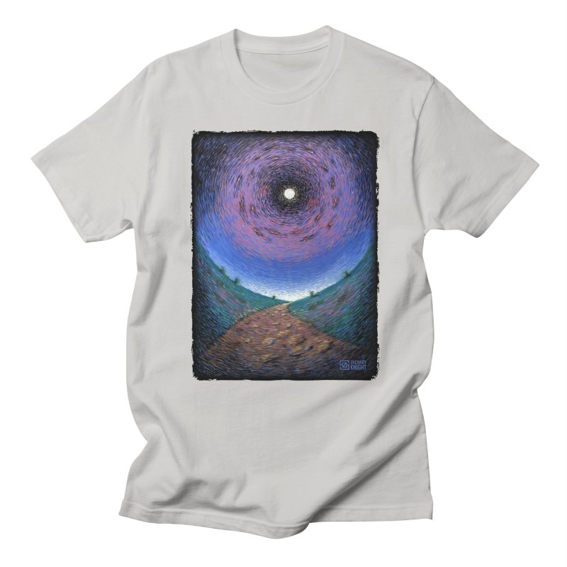 Continuum Women's Regular Unisex T-Shirt by Zachary Knight | Artist Shop
