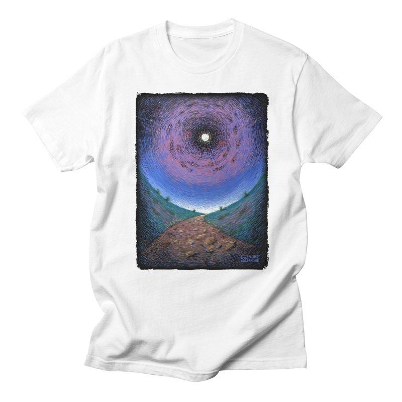Continuum Men's T-shirt by Zachary Knight | Artist Shop
