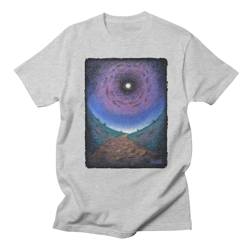 Continuum Men's Regular T-Shirt by Zachary Knight | Artist Shop