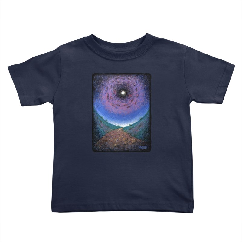 Continuum Kids Toddler T-Shirt by Zachary Knight | Artist Shop