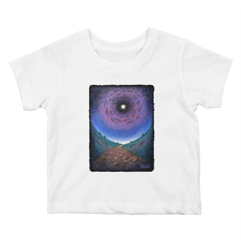 Continuum Kids Baby T-Shirt by Zachary Knight   Artist Shop