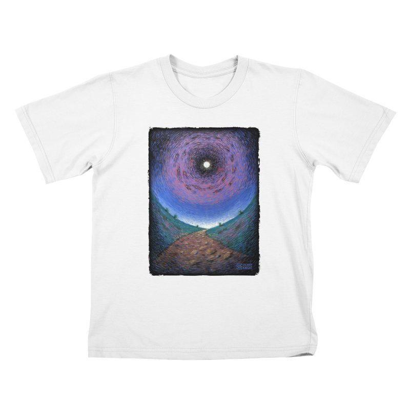 Continuum Kids T-Shirt by Zachary Knight | Artist Shop