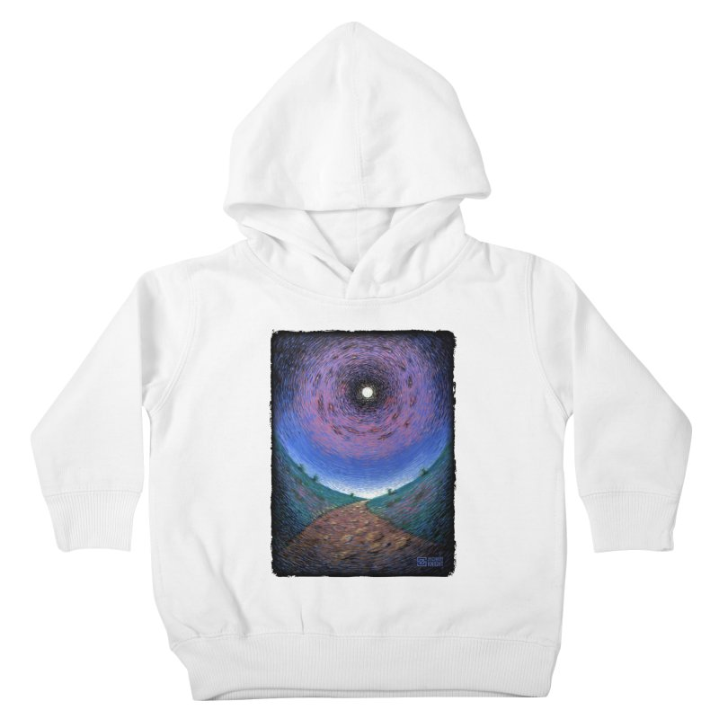 Continuum Kids Toddler Pullover Hoody by Zachary Knight   Artist Shop