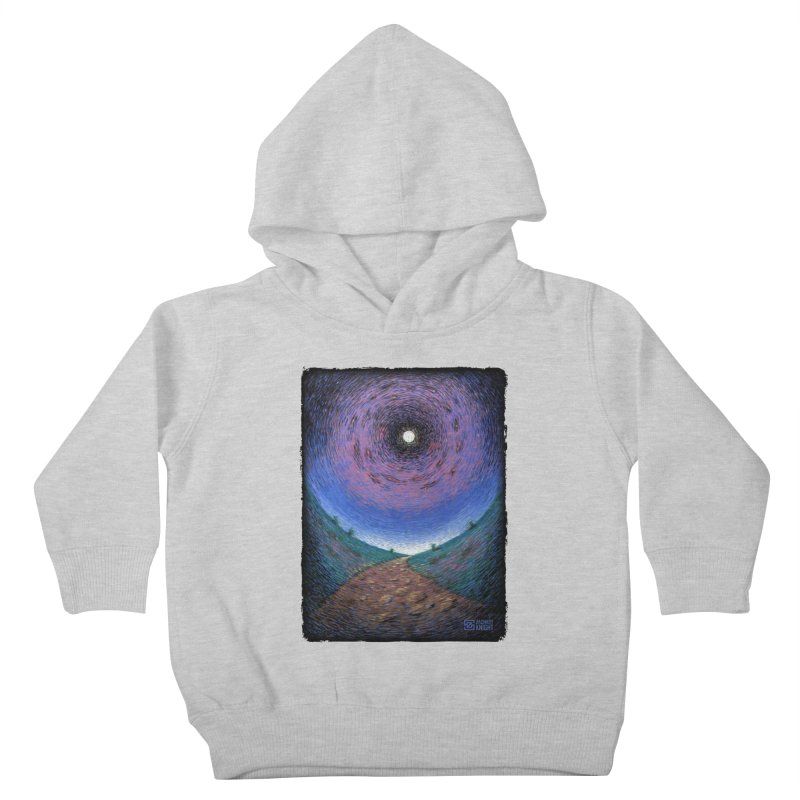 Continuum Kids Toddler Pullover Hoody by Zachary Knight | Artist Shop