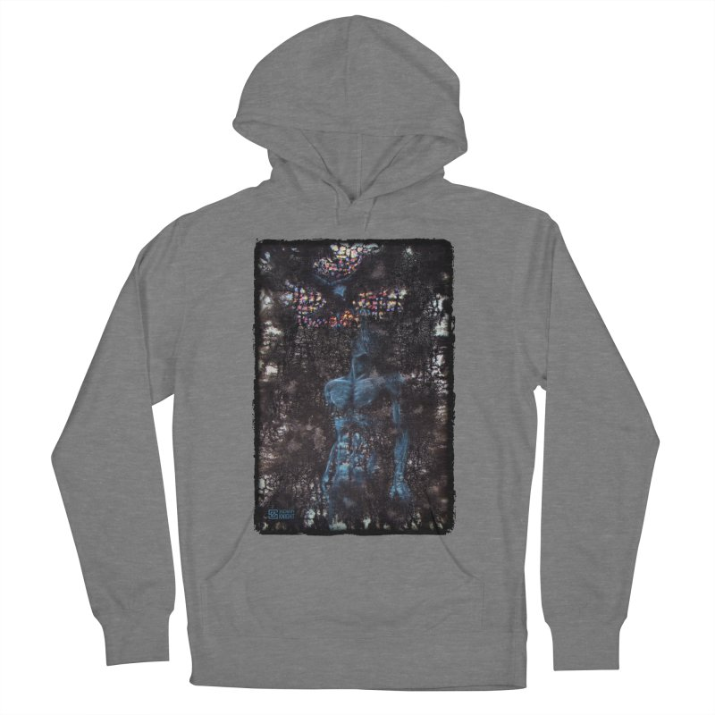 Flesh Men's French Terry Pullover Hoody by Zachary Knight   Artist Shop